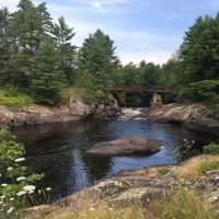 Chippewas of Rama First Nation Campsite Bridges