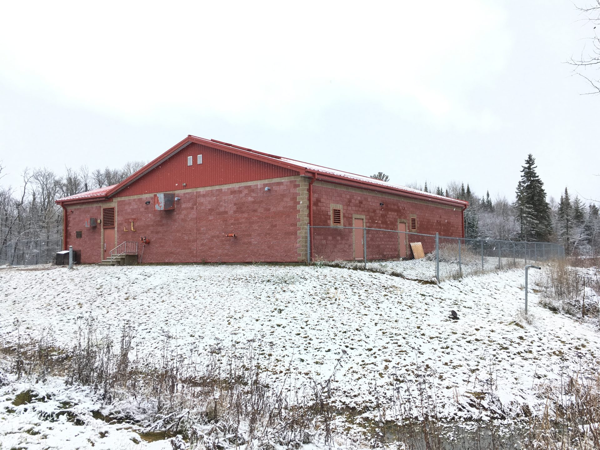 Mitaanjigamiing First Nation – WTP Upgrade Project