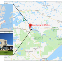 Couchiching First Nation – Water & Wastewater Servicing Feasibility Study
