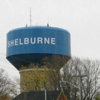 Shelburne Water Tower Photo