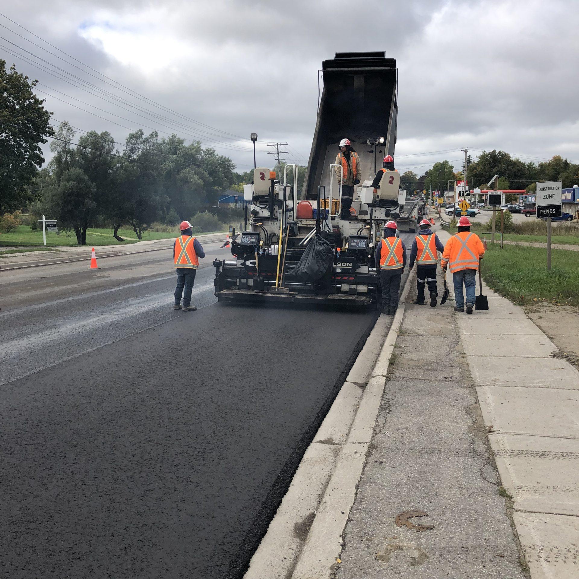 Town of Shelburne Road Maintenance Program
